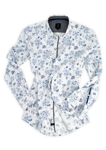 Anthos Print Shirt- currently unavailable