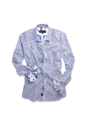 NIKKO PRINT SHIRT- currently unavailable