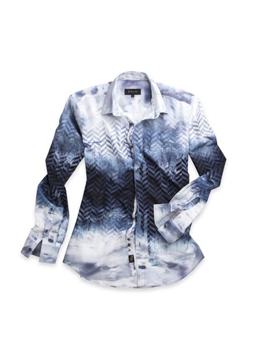 Oscillator Print Shirt- currently unavailable